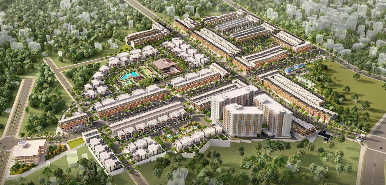 Phối cảnh dự án Takara Residence